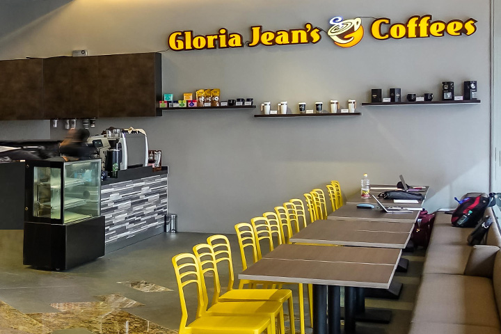 Enjoy a cuppa with Gloria Jean's Coffees at Hotel Mi, Singapore